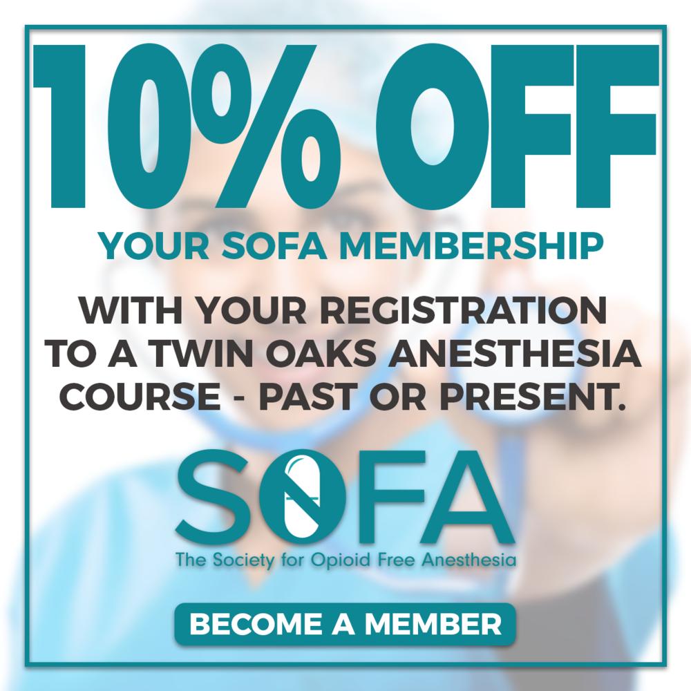 Copy of SOFA membership