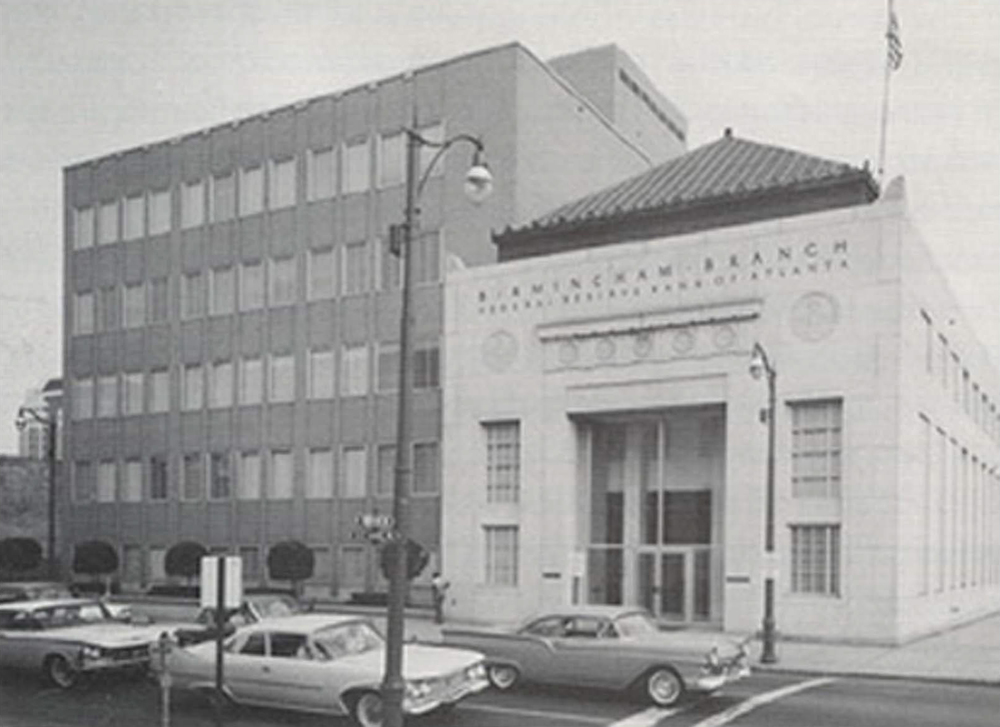 Historic Federal Reserve Birmingham