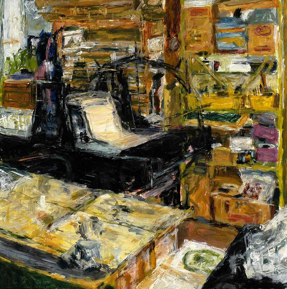 Study for Interior - 2005