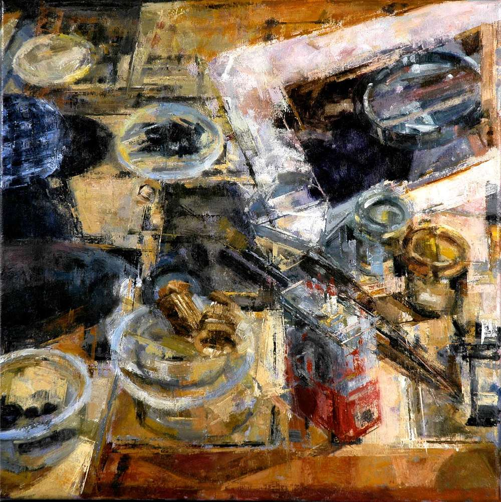 Worktable I - 2005