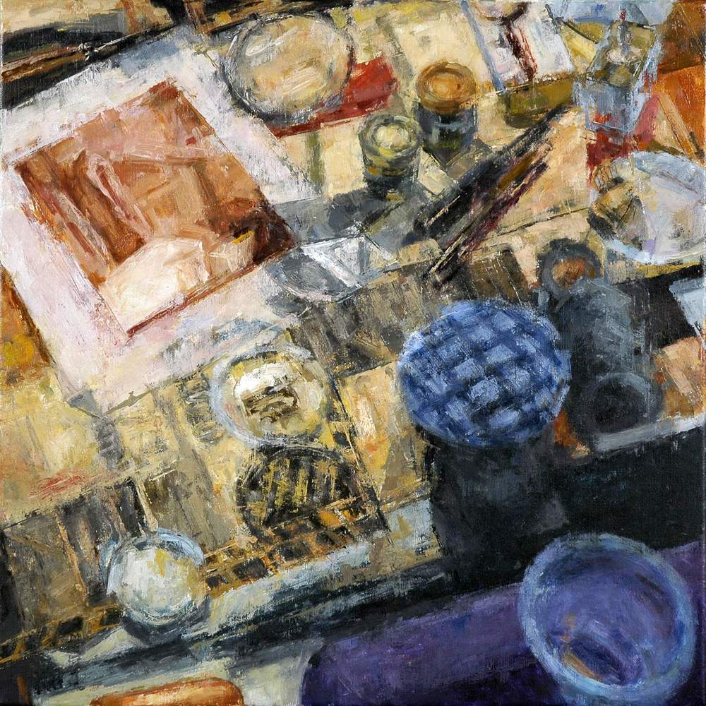 Worktable II - 2006