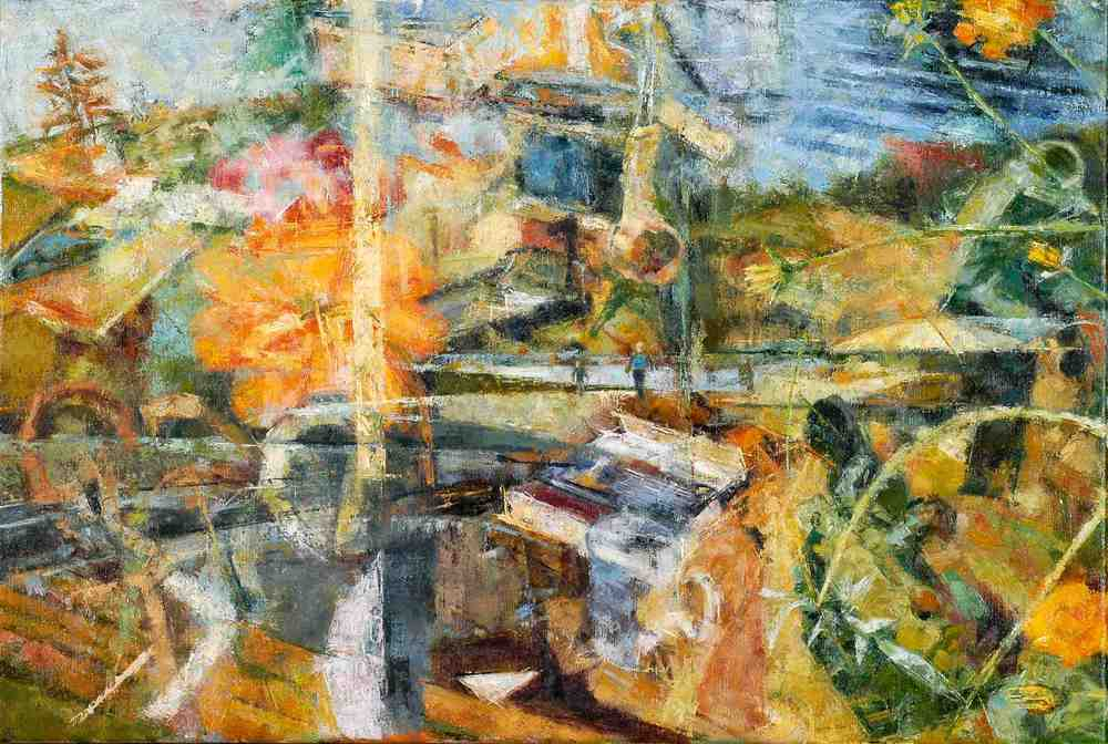 Landscape and Still Life - 2007