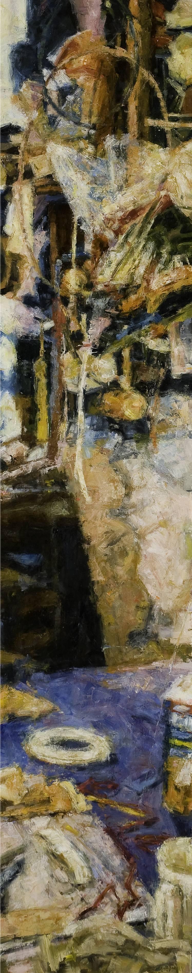 """""""Vieux Buck"""" – Still Life - 2007"""