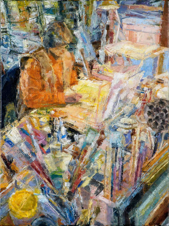 Suzie at Work - 2007