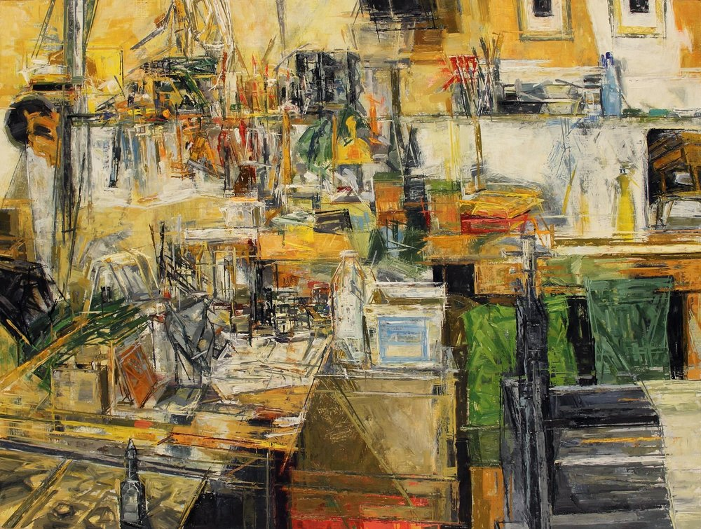 Study for Studio Interior