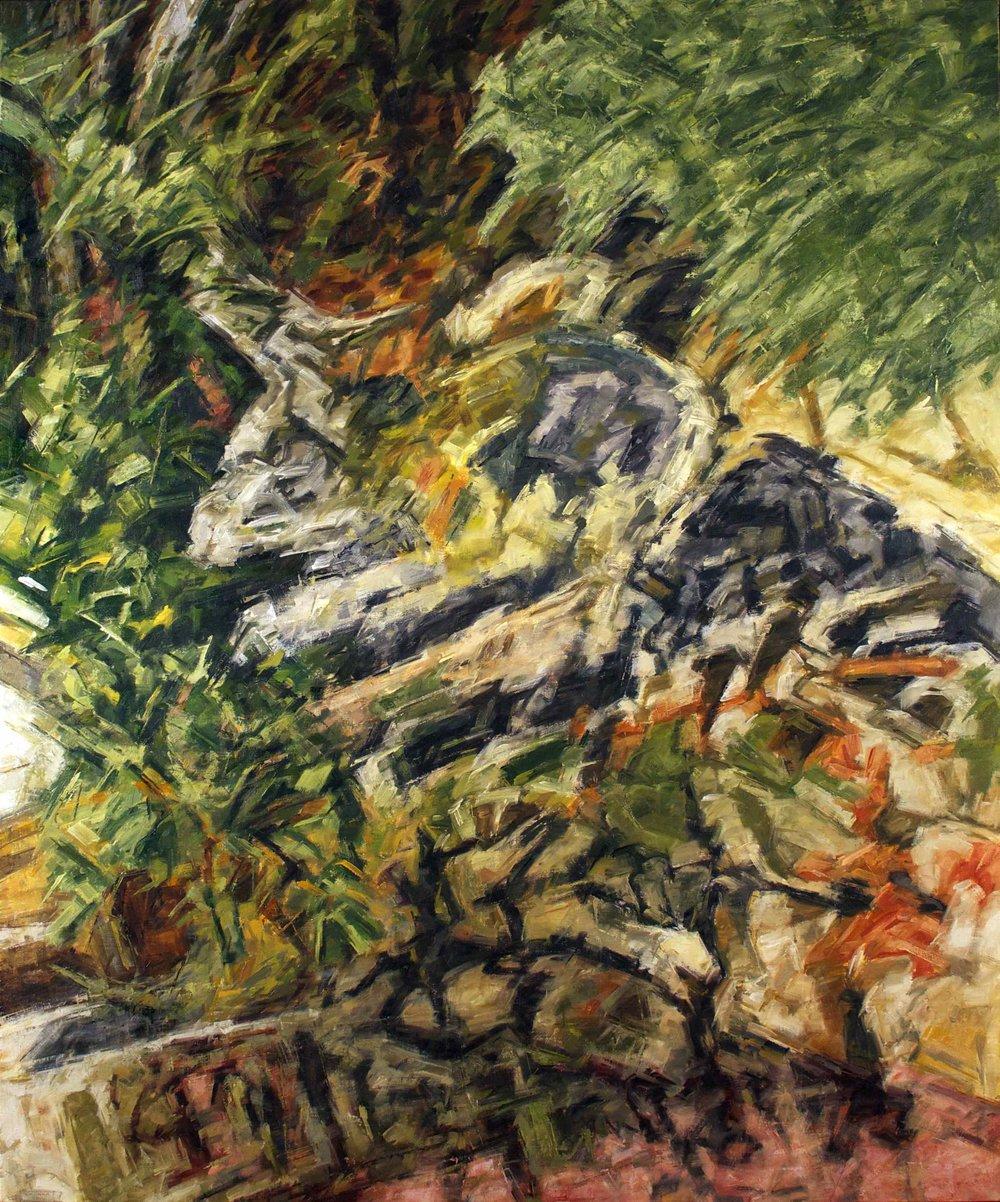 sean rudman selected paintings 2014