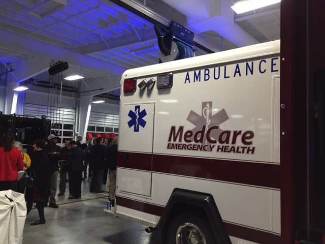 On Wednesday, November 18th, Marcotte Ford Held An Open House Gala To  Introduce Their New Building. The Newly Designed MedCare Ambulance Was  Showcased From ...