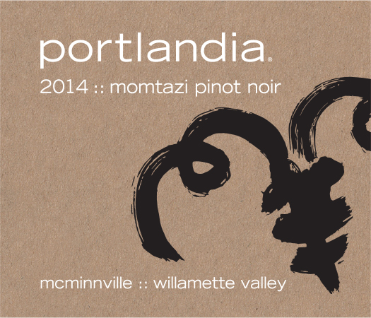 Portlandia Momtazi Pinot Noir   I worked in coordination with designer, Jenny Paulo, to create Portlandia Wine's   Momtazi Pinot Noir   label, developing marketing content and collateral to aid in the launch and sales of the new varietal.