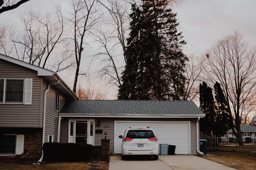 January 8, 2019 // Home for five more months.