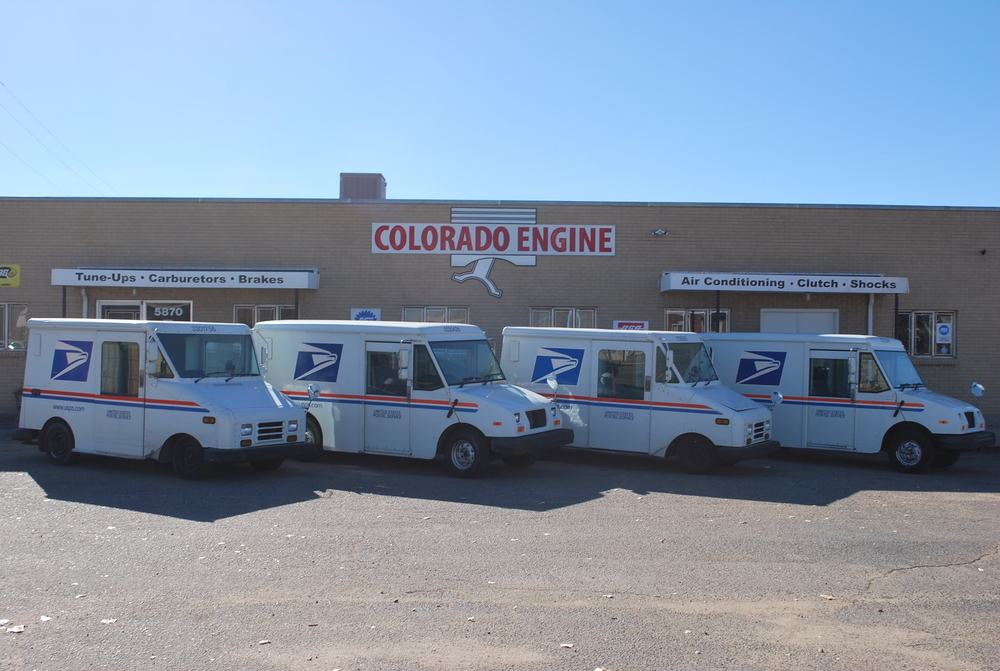 Colorado Engine Fleet Maintenance