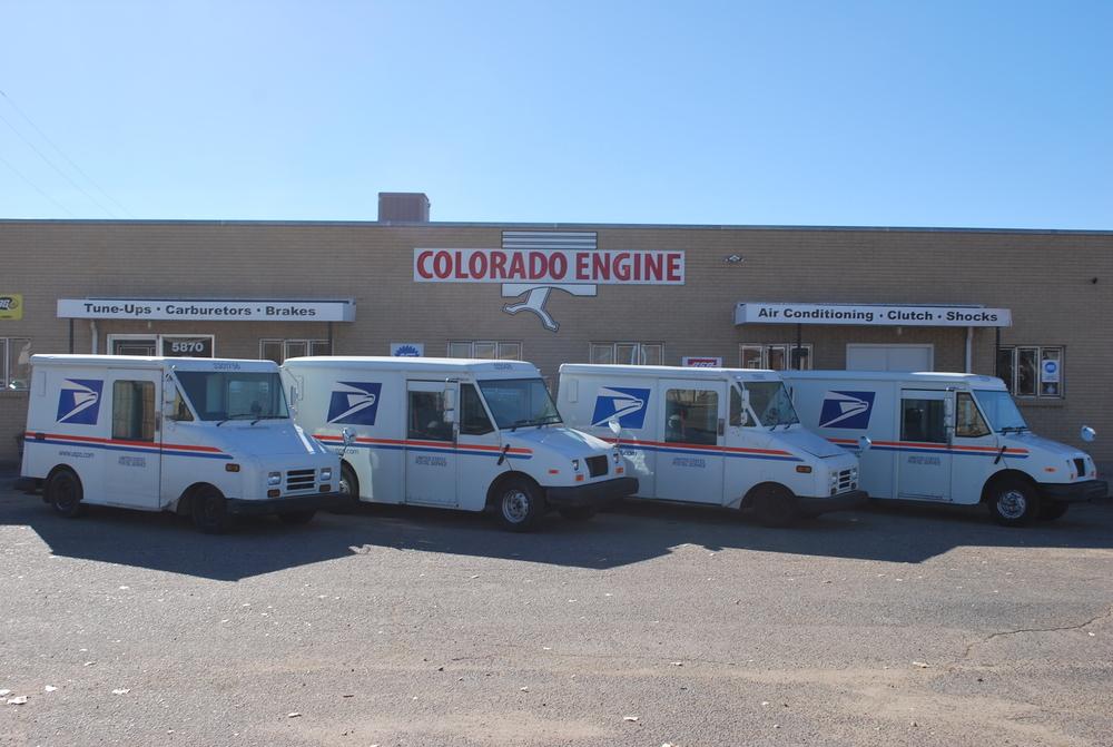 Colorado Engine Fleet Maintenance