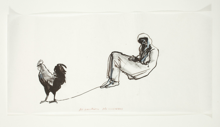 Line Art Rooster : Willas contemporary u2014 look again