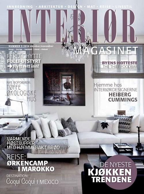 Interiørmagasinet  - 10 pages + cover