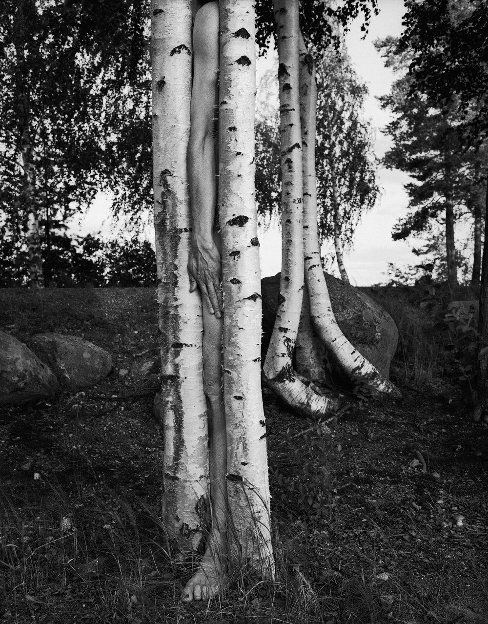 Arno Rafael Minkkinen - Väisäänsaari, Finland - 1988