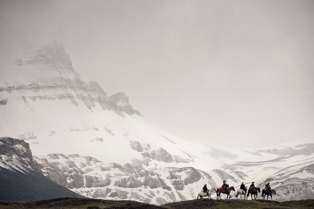 Jimmy Nelson III 193 Parque National Los Glaciares, Cerro Pietrobelli, Patagonia Argentina, 2011