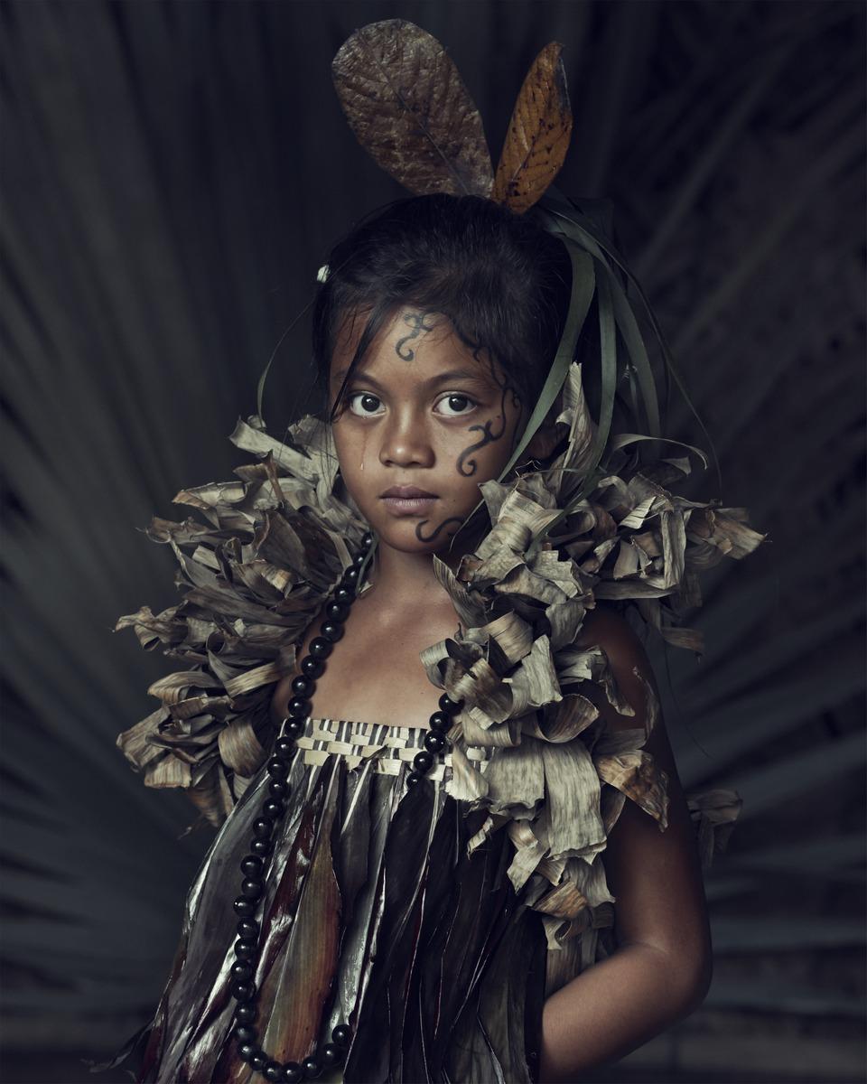 Jimmy Nelson - XXVI 2 Te Pua O Feani, Atuona, Hiva Oa, Marquesas Islands, French Polynesia 2016