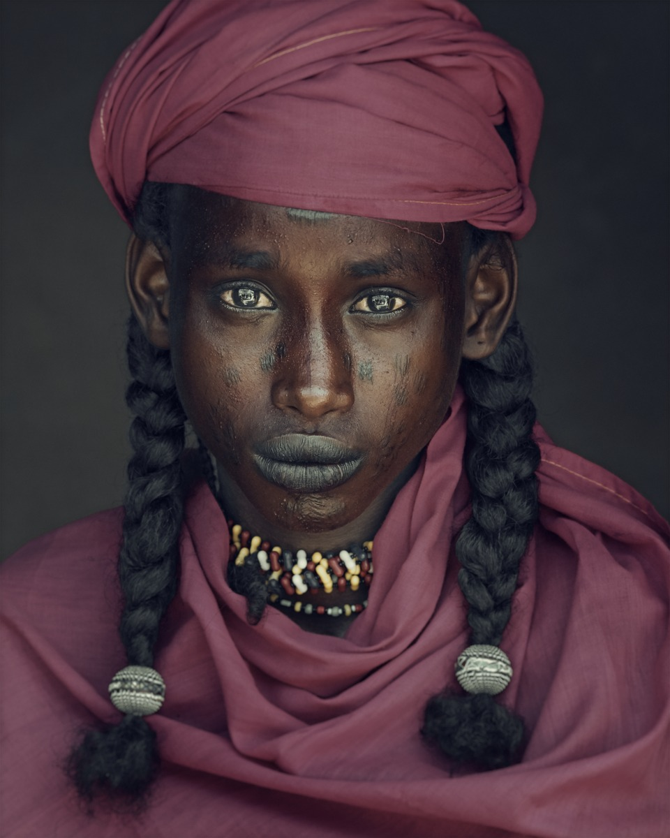 Jimmy Nelson - XXVIII 6  Wodaabe, Chad 2016
