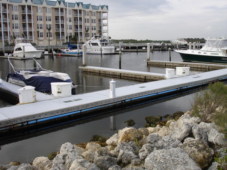 Harbour Village Marina, Ponce Inlet, FL — Marine Specialties
