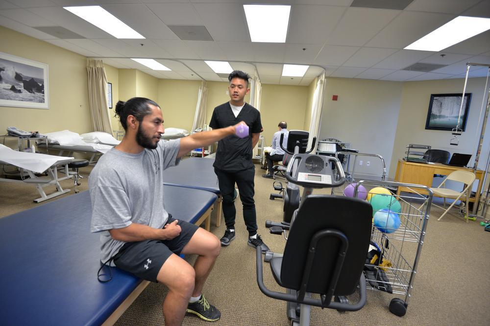 Rotator cuff/shoulder rehabilitation.