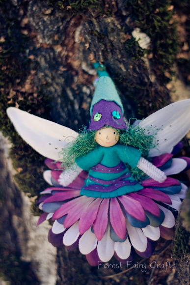 February fairy family forest fairy crafts for Fairy crafts for toddlers