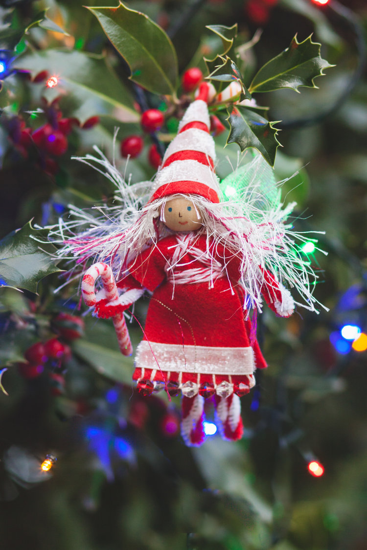 Or sleeping bags clothes pegs optional fairy lights optional - The Peppermint Fairy Was A Gift The Year My Daughter Danced As A Peppermint In The