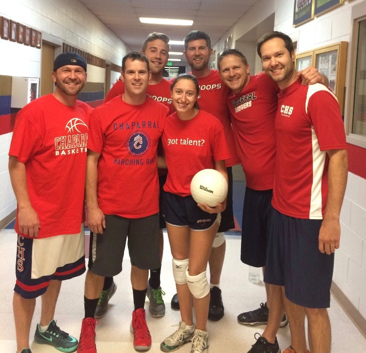 Teachers Take the Win in Rough and Tough Showdown