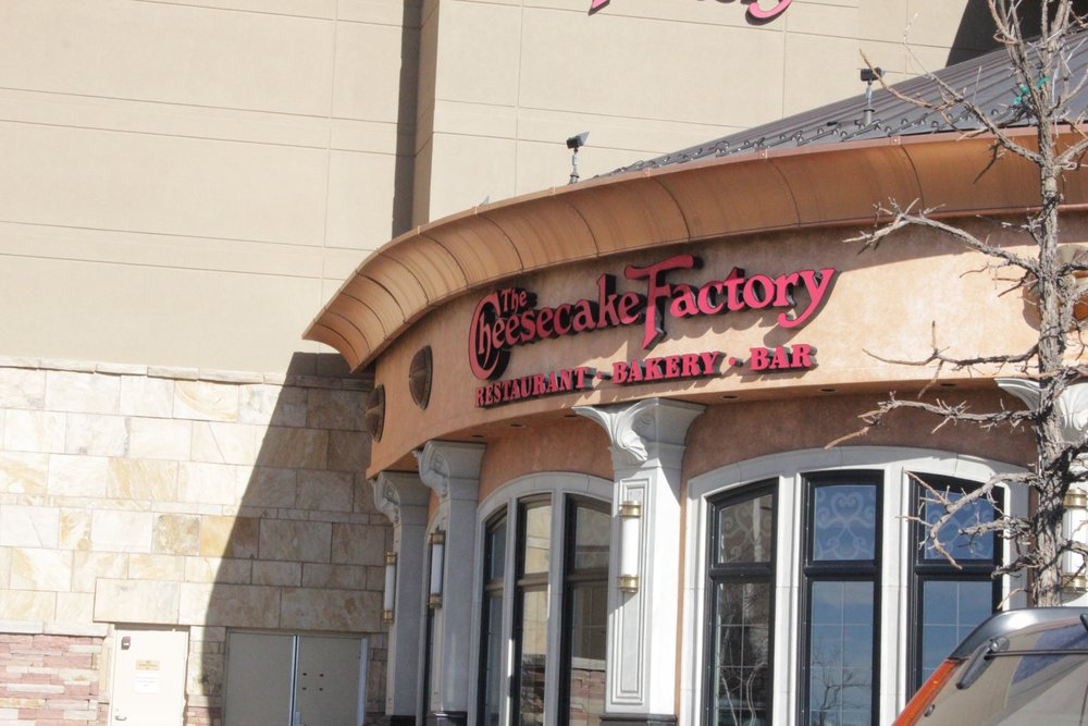 The Cheesecake Factory at Park Meadows Mall