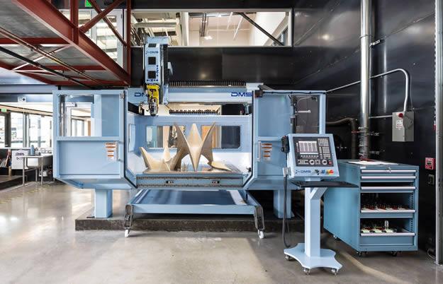 Pier Nine Autodesk CNC