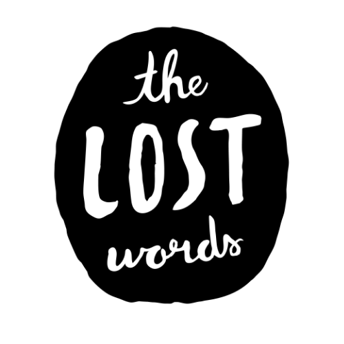 The Lost Words logo