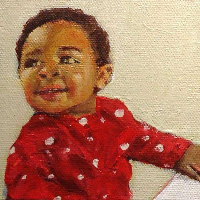 Baby Nephew 1