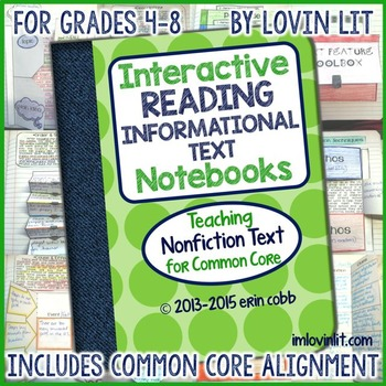 Interactive Reading Notebooks Informational Text_LovingLit.jpg