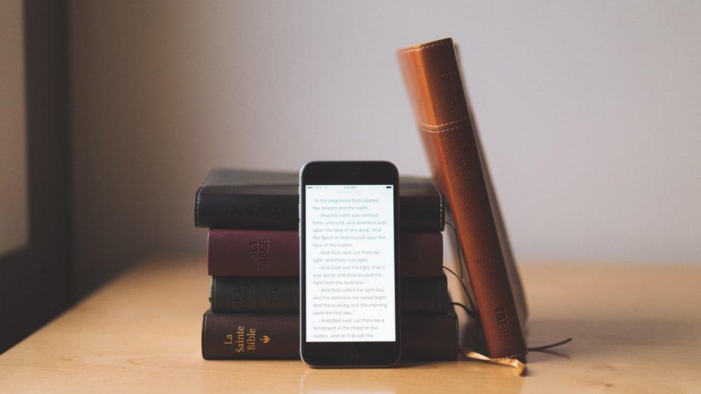 Bible App - Mobile App