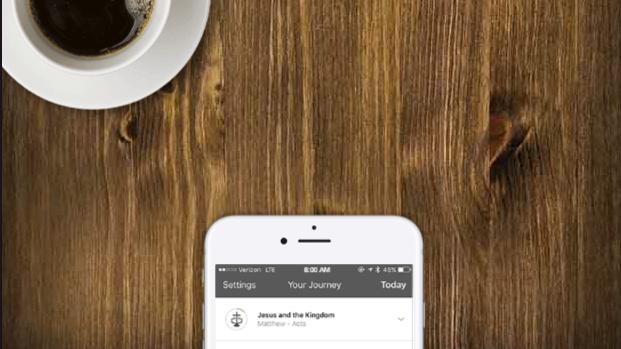 Read Scripture - Mobile App