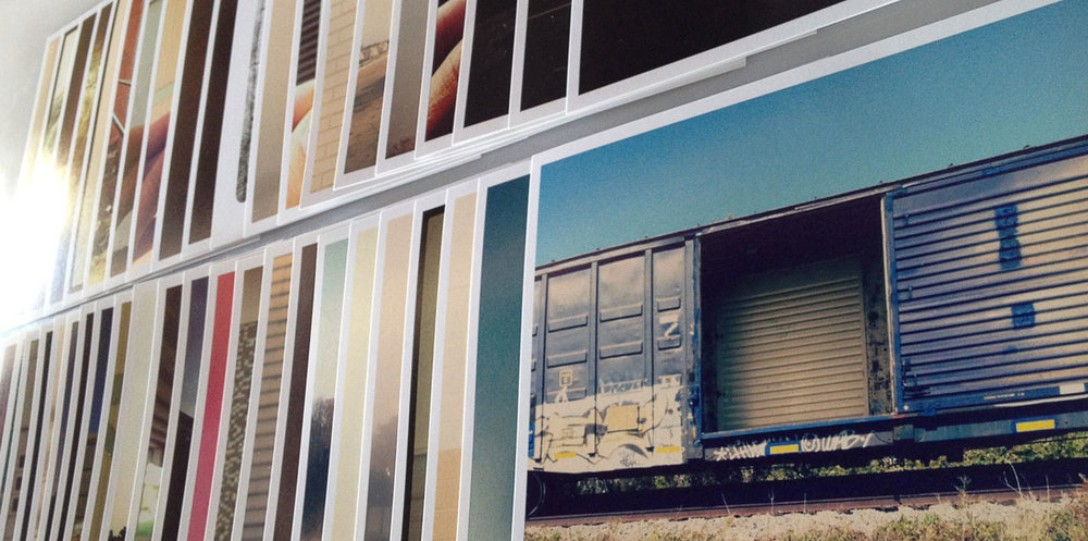 A set of instagram prints for Kyle Steed.