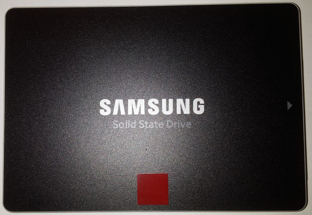 The Amazing Samsung 850 Pro 1TB SSD