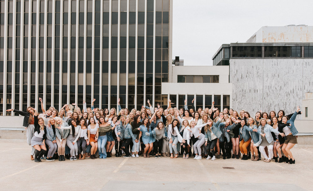 AXO | Recruitment 2018