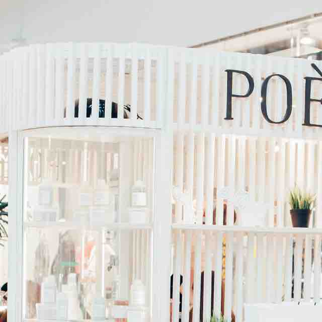 Poeme #moscow #poemenailbar #architecture #design #publicspace #4space