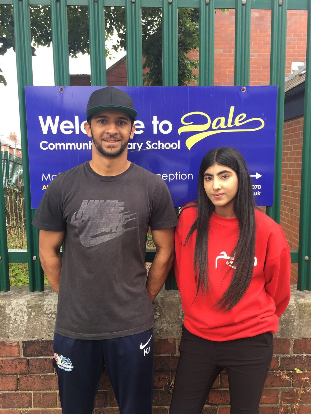 Our past students!  Successful Cricketing Champions!