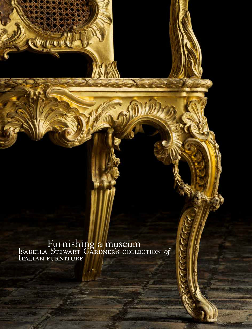 Furnishing a museum isabella stewart gardners collection of italian furniture general working group