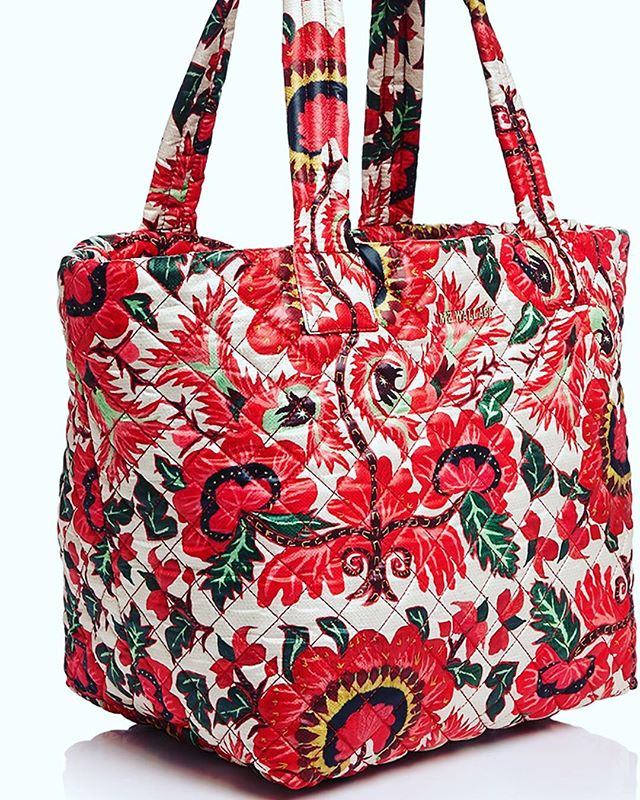 Walk into Tuesday (when it feels like Monday)  with this tote – and the fact that the long weekend is over  doesn't seem so bad ☀️🌷❣️@mzwallace knows how to brighten things up. Come get it at Walin and Wolff. #makeyourselfhappy . . . . #workinggirls #bagsthatwork #walinandwolff #WWloves #NewCanaan #SouthportCT #RyeNY #designershoes #handbags #luxury #shoplocal #favorites #stylishlady #shoponline #fairfieldcounty #westchestercounty #armonk #greenwich #darien #westport #fairfield #fashionblogger #streetstyle #lovehowyoulook
