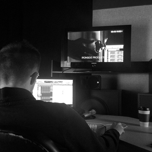#Mixing in our new 5.1 setup @thepostofficesound #The[POST]Office #wedosoundtoyou