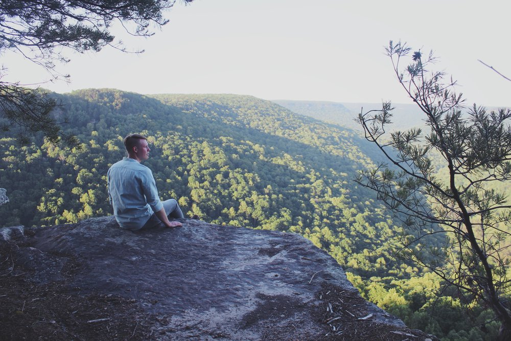 Stone Door Trail // Altamont TN & The Songs of Heaven \u0026 Earth // Blog #1 \u2014 COREY VOSS