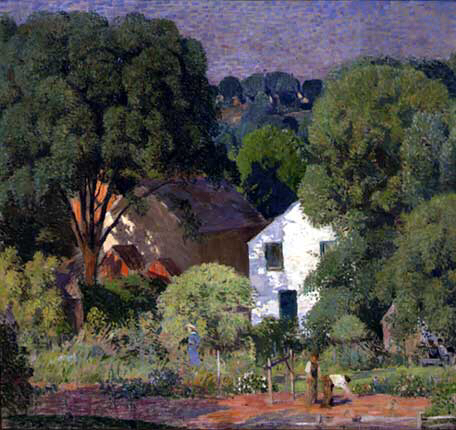 Daniel Garber,  A Day in June