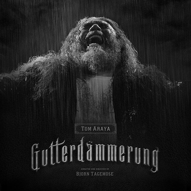 Tom Araya added to the cast of #Gutterdammerung www.gutterdammerung.com