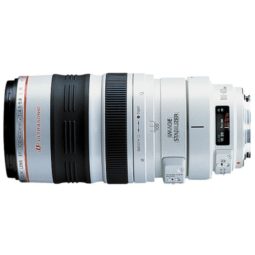 Canon 100-400mm 4.5-5.6 L IS