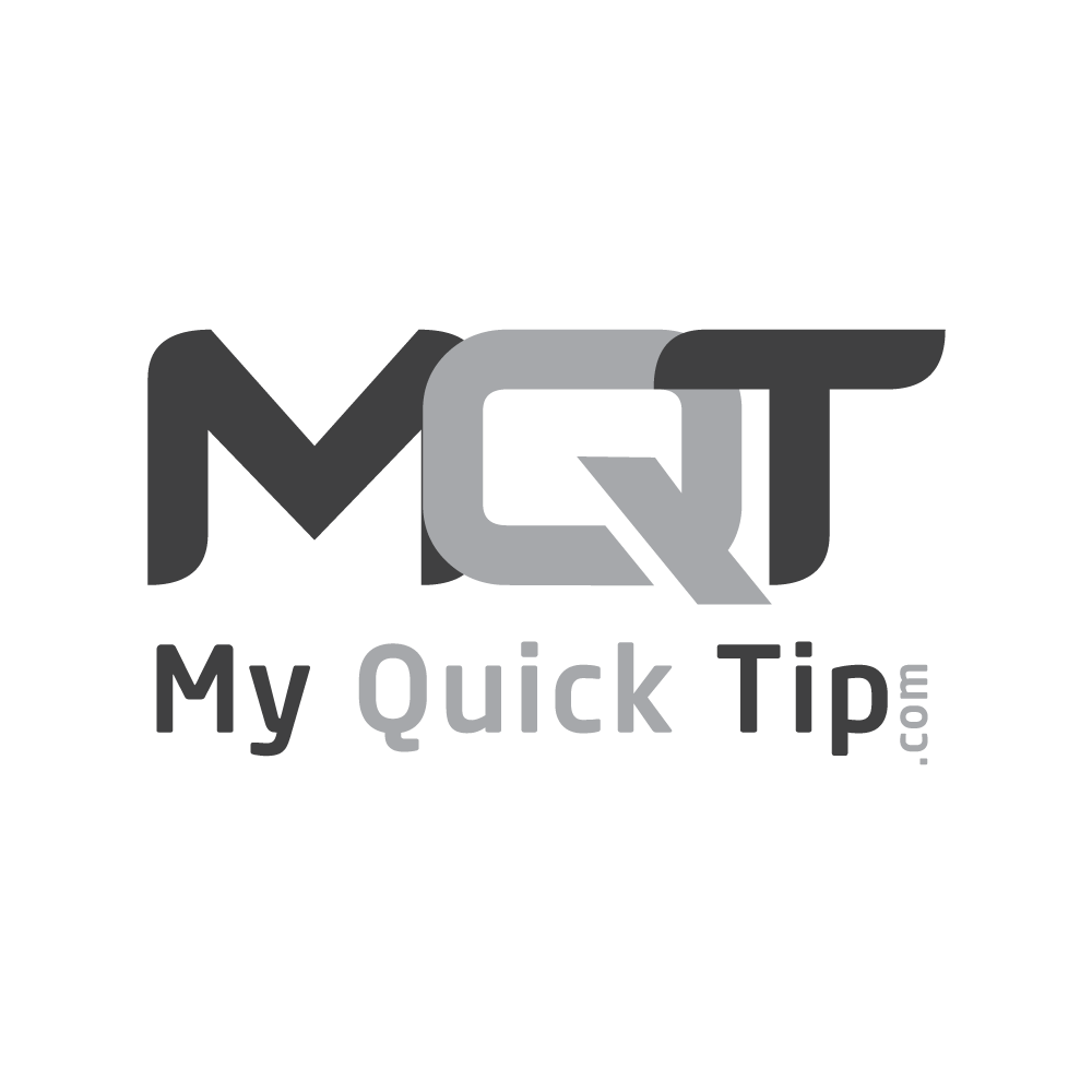 My Quick Tip.com
