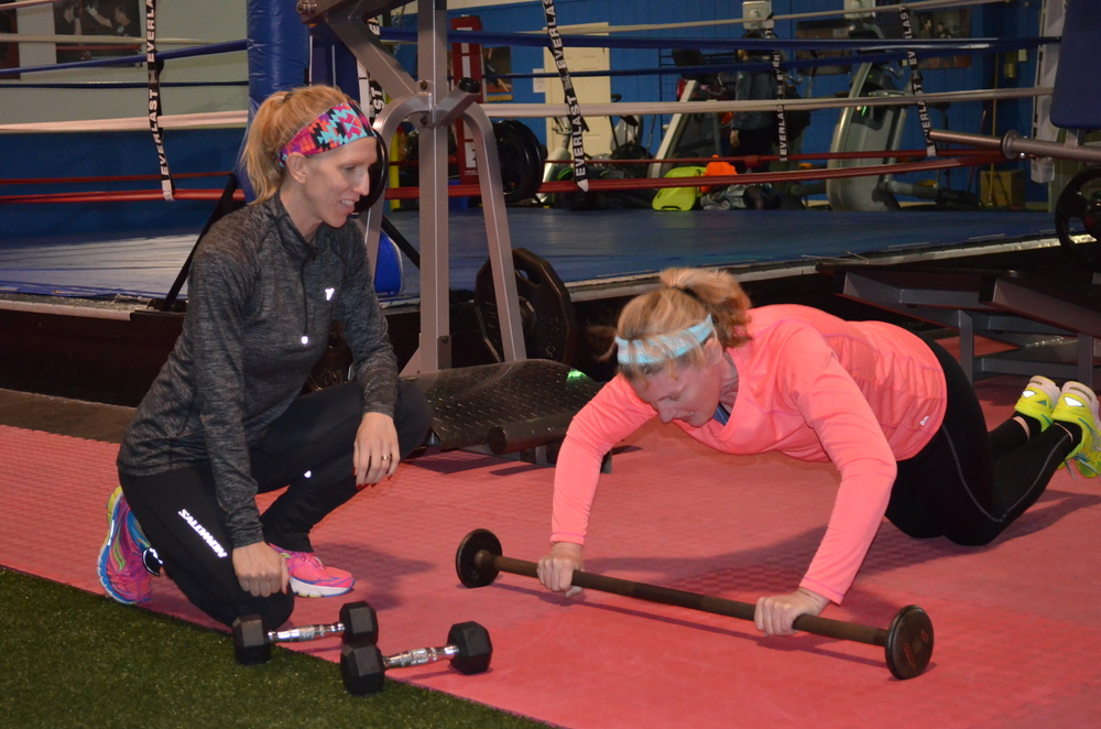 Personal Trainers at Fitness One