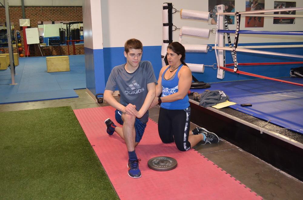 Olinda Branch Personal Trainer