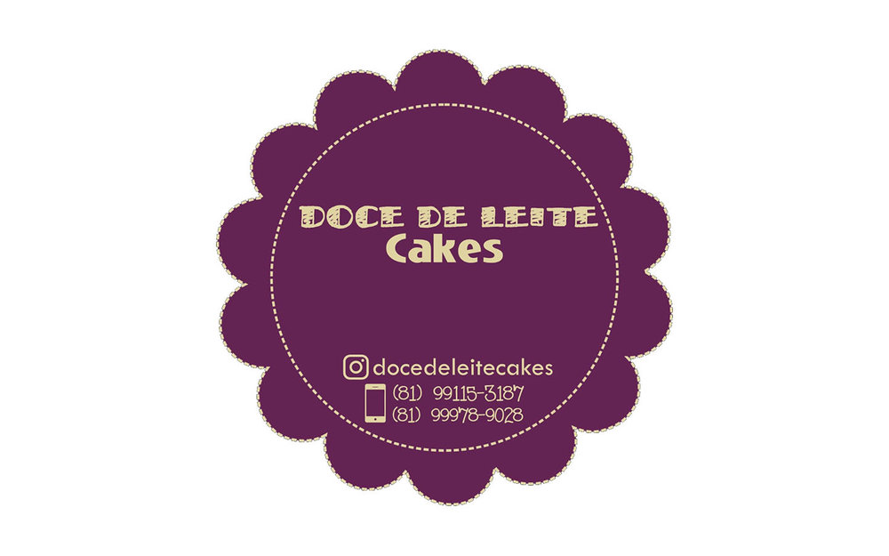 Doce de Leite Cakes -