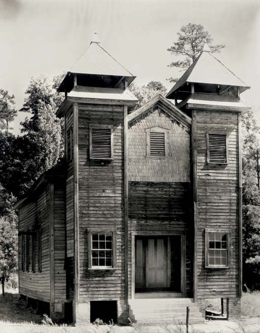 Church, Sprott, AL, 1936 by Walker Evans